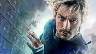 Avengers Age of Ultron     QuickSilver Scenes    HD