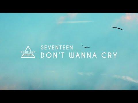 세븐틴 (SEVENTEEN) - 울고 싶지 않아 (Don't Wanna Cry) Piano Cover