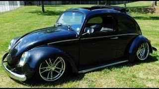 1963 VW Bug Rag Top 303HP  2016 National Street Rod Association Street Rod Nationals South Plus