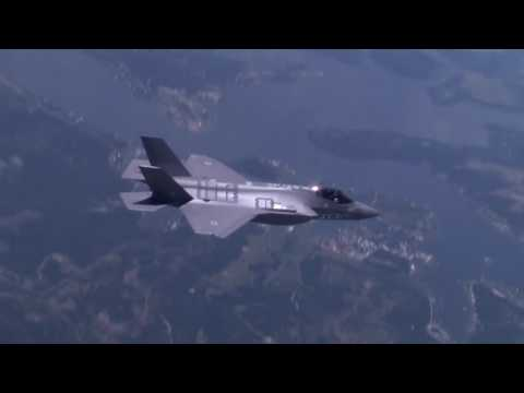 watch Watch the maiden flight of Israel's first F-35 fighter jet, the