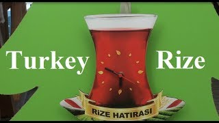 Turkey/Rize (City of tea and kiwifruit) Part 20