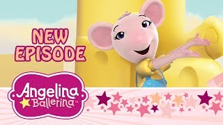 🌟 Angelina Ballerina 🌟 Angelina and Polly's Two-Hour Show  (Full Episode)