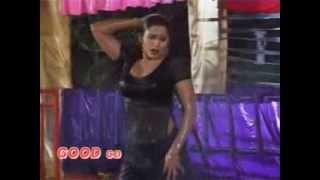 Saima Khan Barish Mujra Wet   Boobs Show   Main Piyasi Tu Sawan