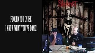 Pastor Reacts | Slipknot - Devil in I
