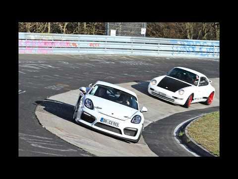 Cayman GT4 Clubsport vs. Carrera 993 @Nürburgring Nordschleife