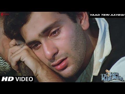 Xxx Mp4 Yaad Teri Aayegi Mujhko Bada Satayegi Shabbir Kumar Ek Jaan Hai Hum Rajeev Kapoor 3gp Sex