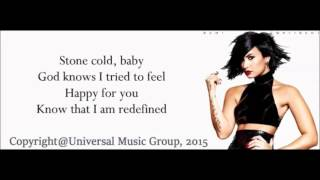 Demi Lovato - Waitin' for You (Lyrics)