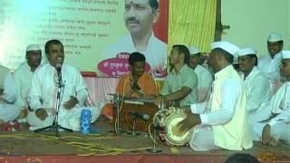 Vitthal Rakhumai Gajar Pakhawaj_Ashokji Maharaj Panchal, Singer, Vishnu Buva Solanke.
