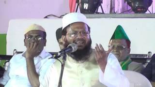 Qari Batin Faizi reciting Naath at 25th Jalse Milad Un Nabi of MBT