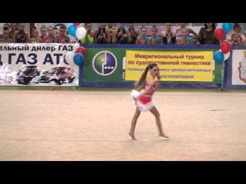 музыка для художественной гимнастики показательные следует