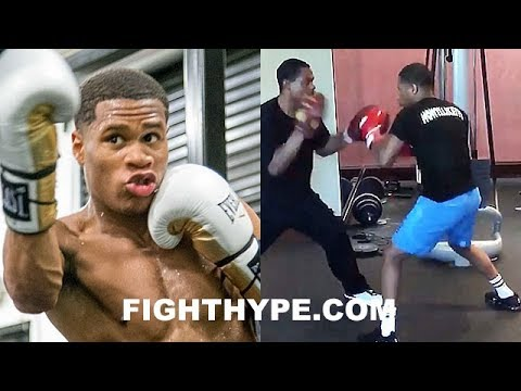 DEVIN HANEY ISSUES
