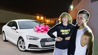 Surprising My Manager with a New Car!