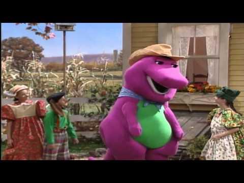 Barney & Friends Barney & The Turnip HD 720p