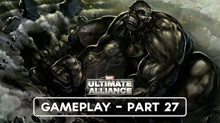 Marvel Ultimate Alliance - Part 27 - Hall of the Fallen