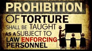 Convention Against Torture - Oxfam