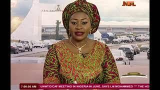 NTA: Good Morning Nigeria 13/04/2018