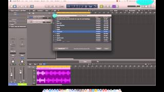 Logic Pro X - Additional Content Download