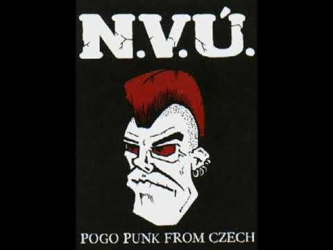 N V Ú - Pogo, punk & R'n'R