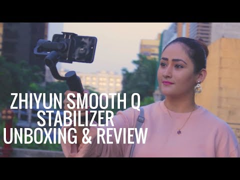 Xxx Mp4 ZHIYUN Mobile Stabilizer Unboxing And Review By Aditi Sajwan 3gp Sex