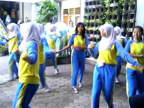 Ujian Praktek Senam Smk Pasundan 1 Bandung