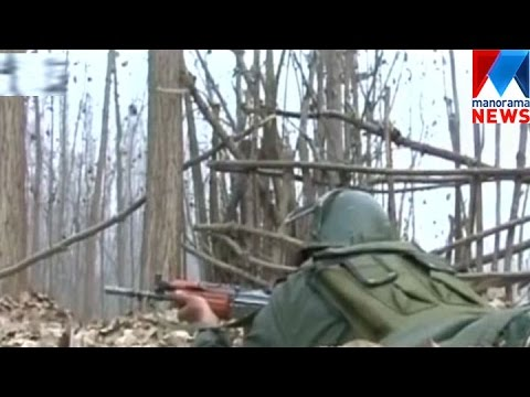 Military  action against terrorists continues in Jammu  Kashmir | Manorama News