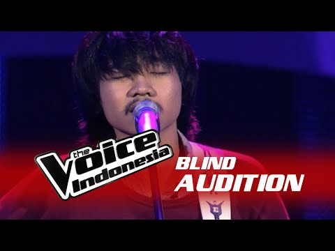 """Azel """"Gravity"""" I The Blind Audition I The Voice Indonesia 2016"""