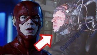 The Flash 4x23 Finale LEAKED Scene! - How DeVoe is Defeated REVEALED?!