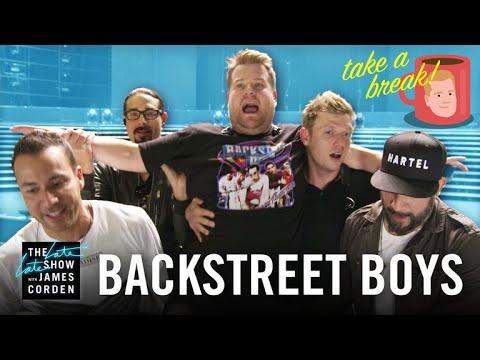 Take a Break: Backstreet Boys in Las Vegas