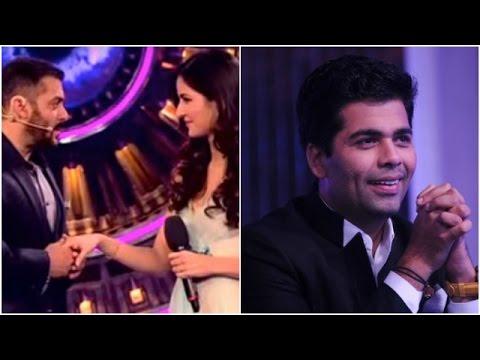 Salman GIFTS Katrina A Laptop   Karan Johar Dons A Father Hat Now