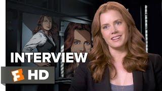 Batman v Superman: Dawn of Justice Interview - Amy Adams (2016) - Action Movie HD