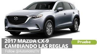 Mazda CX-9 ¿El BMW de los pobres?