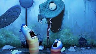 LARVA - PYTHON   Cartoon Movie   Cartoons For Children   Larva Cartoon   LARVA Official