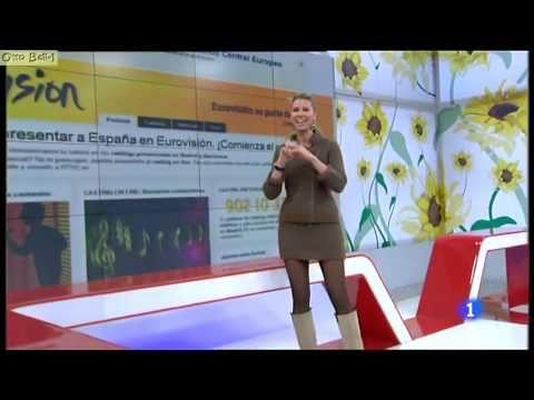 Anne Igartiburu en Corazón de 11 24 11 2010