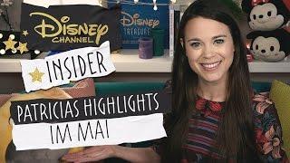 Disney Channel Insider #1: Die Mailights von Patricia