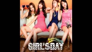 girl´s day intro+expectation audio