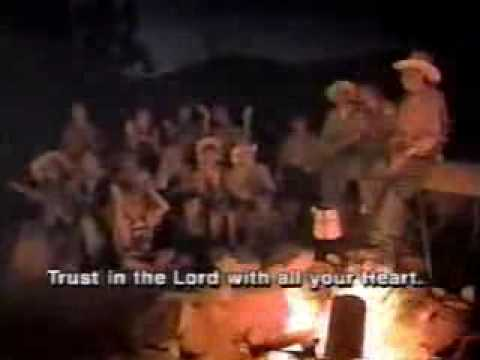 Trust in the Lord Colby s Clubhouse Song start 21 sec in