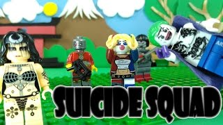 LEGO - Suicide Squad - DC Knockoff Minifigures by XINH