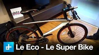 LeEco Le Super Bike - Hands On