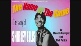 THE NAME GAME SHIRLEY ELLIS