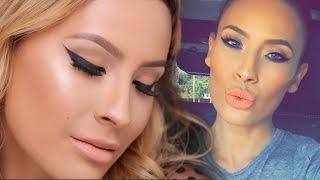 Bold Mod Wing Makeup Tutorial