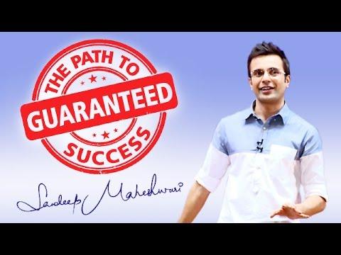 Guaranteed Success - By Sandeep Maheshwari I Full Speech I Hindi