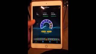 AIS wifi แรงมาก 200Mbps ช่วยกันใช้หน่อย iPad mini4