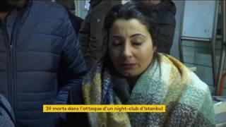 Les rescapés de l'attentat d'Istanbul décrivent des scènes d'horreur