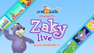 Zaky Live Show at the Summer Festival