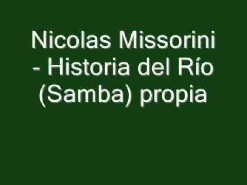 Nicolas Missorini Historia de rio Samba propia en bandoneon carlos missorini