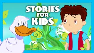 Best Story Collection For Kids | Moral Story (Lessons) Compilation By Kids Hut | T Series Kids Hut