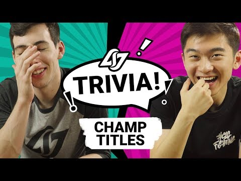 Xxx Mp4 CLG LEAGUE TRIVIA Stixxay Vs Biofrost 3gp Sex