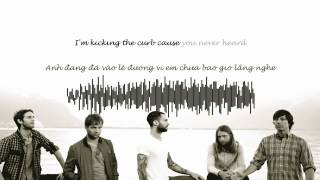 Vietsub + Kara - Sad - Maroon 5 Video Lyrics HD720p