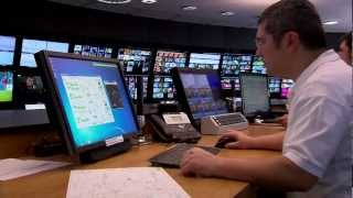 Hightech in Space - a behind the scenes view of SES