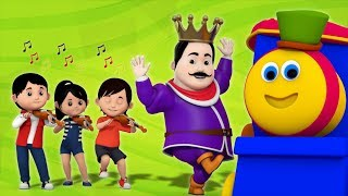 Old King Cole | Bob The Train | Nursery Rhymes For Kids